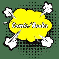 comic/books