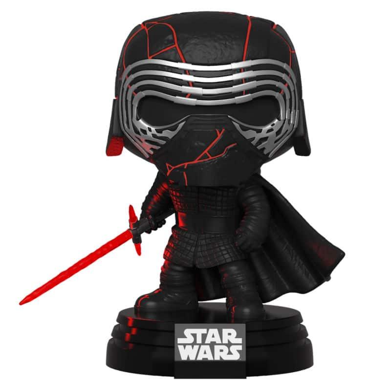 Funko Pop Star Wars Rise of Skywalker Kylo Ren Electronic