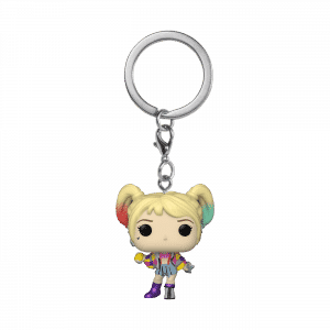 Pocket Pop! keychain Harley quinn