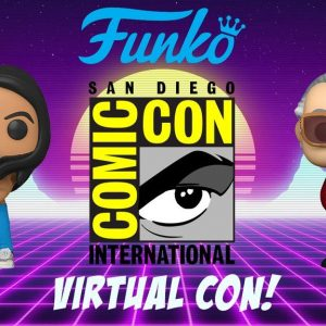 Convention Funko Pop SDCC 2020