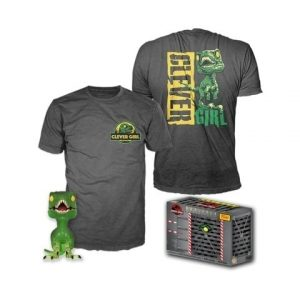 Velociraptor_Clever_Girl_Shirts_and_Jackets